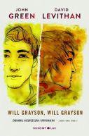 Okładka książki - Will Grayson, Will Grayson