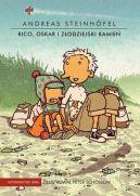 Okładka książki - Rico, Oskar i złodziejski kamień