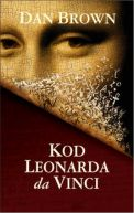 Okładka książki - Kod Leonarda da Vinci