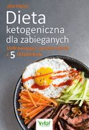 Okładka - Dieta ketogeniczna dla zabieganych