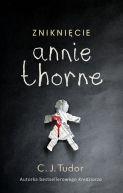 Okładka ksiązki - Zniknięcie Annie Thorne