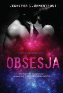 Okładka ksiązki -  Obsesja