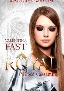 Okładka książki - Royal. Miłość z aksamitu