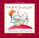 Okładka ksiązki - Cecylka knedelek i kawiarenka pod wisienką