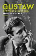 Okładka książki - Gustaw. Opowieść o Holoubku
