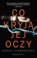 Okładka książki - Co kryją jej oczy