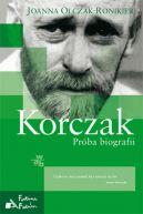 Okładka książki - Korczak. Próba biografii