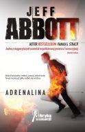 Okładka ksiązki - Adrenalina
