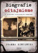 Okładka ksiązki - Biografie odtajnione. Z archiwów literackich bezpieki
