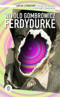 Okładka - Ferdydurke
