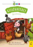 Okładka ksiązki - Książkożercy. Jajo od krowy. Poziom 1