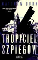 Okładka książki - Tropiciel szpiegów