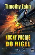 Okładka książki - Nocny pociąg do Rigel