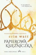 Okładka książki - Papierowa Księżniczka