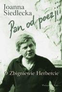 Okładka książki - Pan od poezji. O Zbigniewie Herbercie