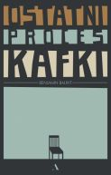 Okładka - Ostatni proces Kafki