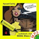Okładka ksiązki - Ręczna Robota. Audiobook