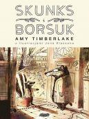 Okładka - Skunks i Borsuk