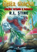 Okładka ksiązki - Śnieżny potwór z Pasadeny