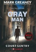 Okładka książki - Gray Man