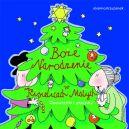 Okładka ksiązki - Boże Narodzenie w Kisielicach Małych