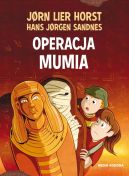 Okładka ksiązki - Operacja Mumia