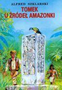 Okładka książki - Tomek u źródeł Amazonki