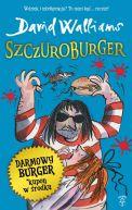 Okładka ksiązki - Szczuroburger