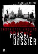 Okładka książki - Inspektor Anders i praskie dossier