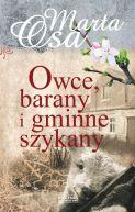 Okładka ksiązki - Owce, barany i gminne szykany