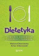 Okładka - Dietetyka. Żywienie zdrowego i chorego człowieka