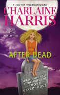 Okładka ksiązki - After Dead: What Came Next in the World of Sookie Stackhouse