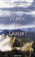 Okładka ksiązki - Wróć do Triory