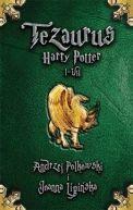 Okładka książki - Tezaurus Harry Potter