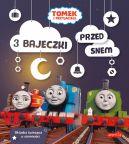 Okładka - Tomek i przyjaciele. 3 bajeczki przed snem