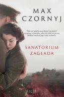 Okładka ksiązki - Sanatorium Zagłada