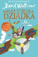 Okładka książki - Wielka ucieczka Dziadka
