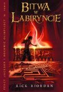 Okładka książki - Bitwa w labiryncie