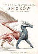 Okładka książki - Historia naturalna smoków