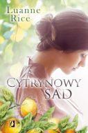 Okładka książki - Cytrynowy sad