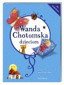 Okładka ksiązki - Wanda Chotomska dzieciom. Audiobook