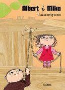 Okładka ksiązki - Albert i Mika