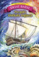 Okładka książki - Przygody Sindbada Żeglarza
