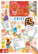 Okładka - Mądry dzieciak. Quizy