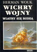 Okładka ksiązki - Wichry wojny. Wiatry się rodzą