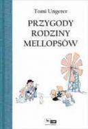 Okładka ksiązki - Przygody rodziny Mellopsów