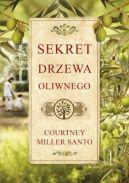 Okładka książki - Sekret drzewa oliwnego