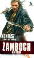 Okładka ksiązki - Koniasz. Wilk samotnik  t.1
