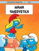 Okładka książki - Mama Smerfetka