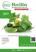 Okładka ksiązki - Program Ochrony Roślin Warzywnych Uprawianych w Polu 2017